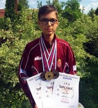 Csapat Európa-bajnoki bronzérem(kata és kumite)