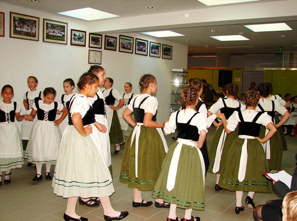 A régi budaörsi német családok emlékei