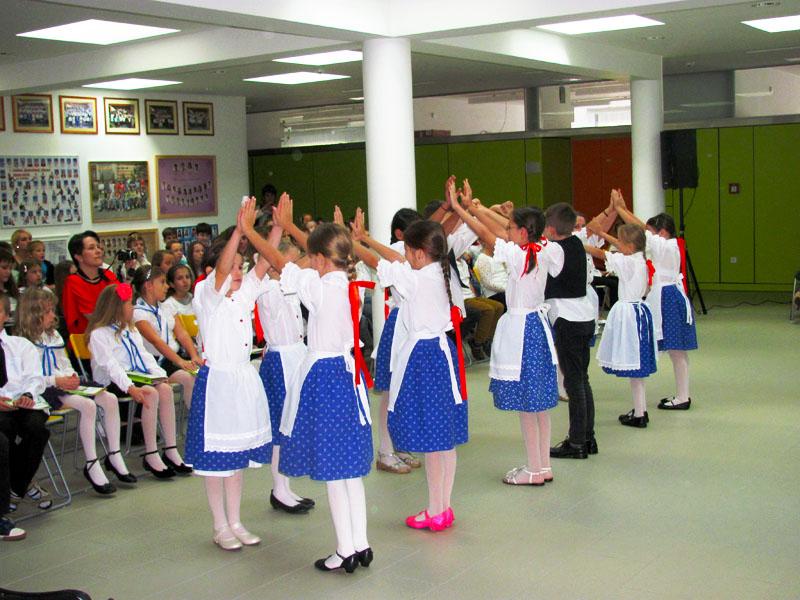 3.b osztály ének tagozatos tanulói