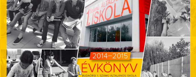 Iskolai évkönyv 2014-15, Budaörsi 1. számú Általános Iskola