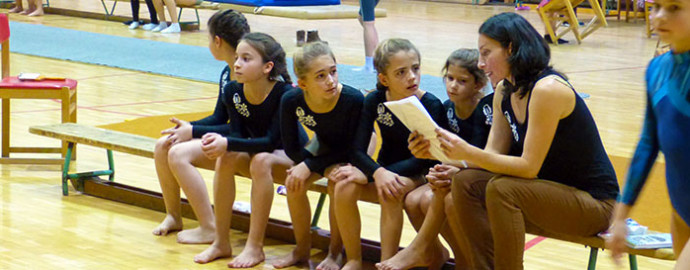 Iskolai szertorna csapat