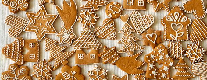 Közeleg a Karácsony - mézeskalács készítés