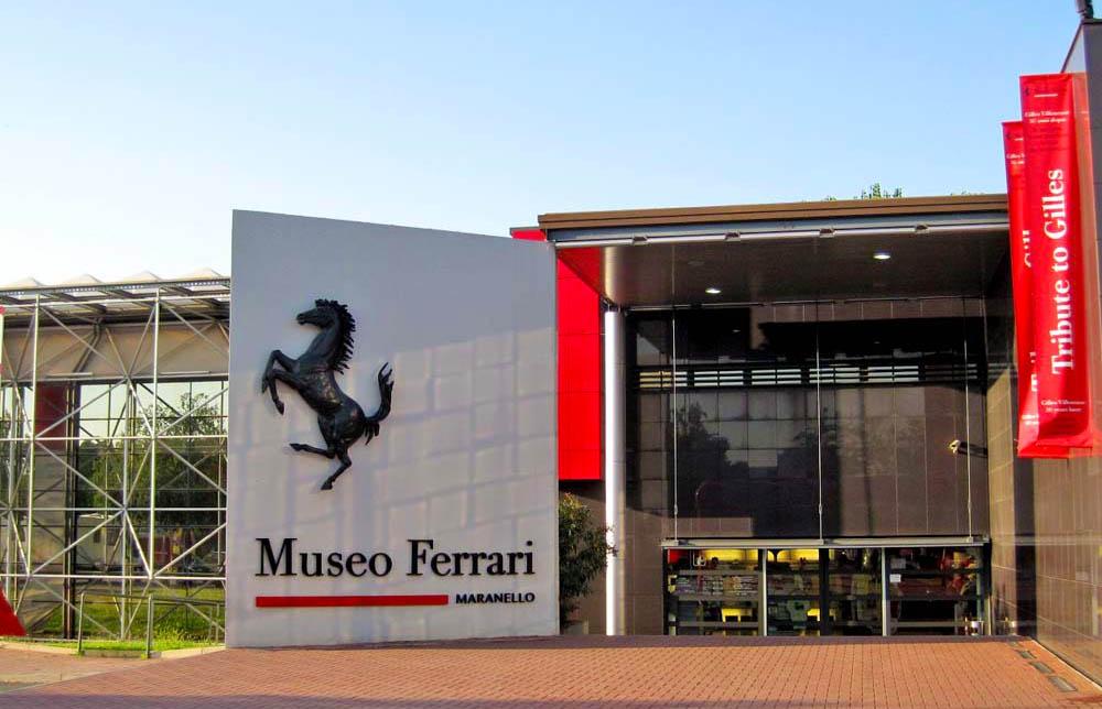 ferrai museum