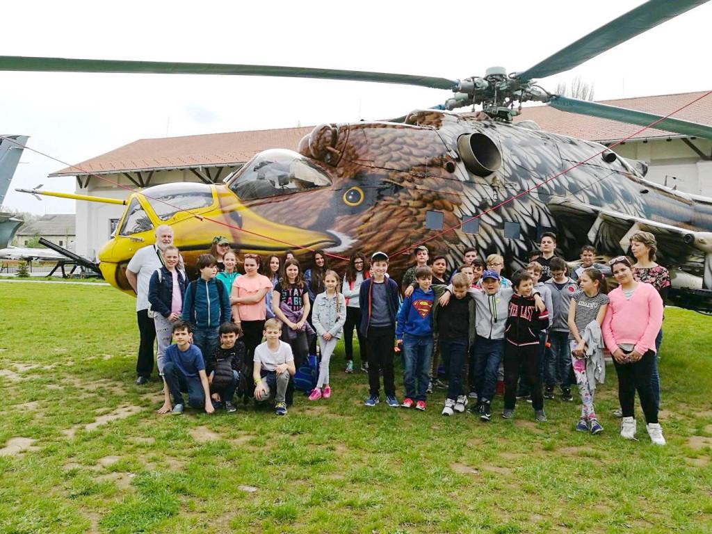 Reptár - Szolnoki repülőmúzeum