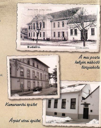 Régi iskolai épületek