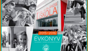 Budaörsi 1. Számú Általános Iskola - Évkönyv 2015-16