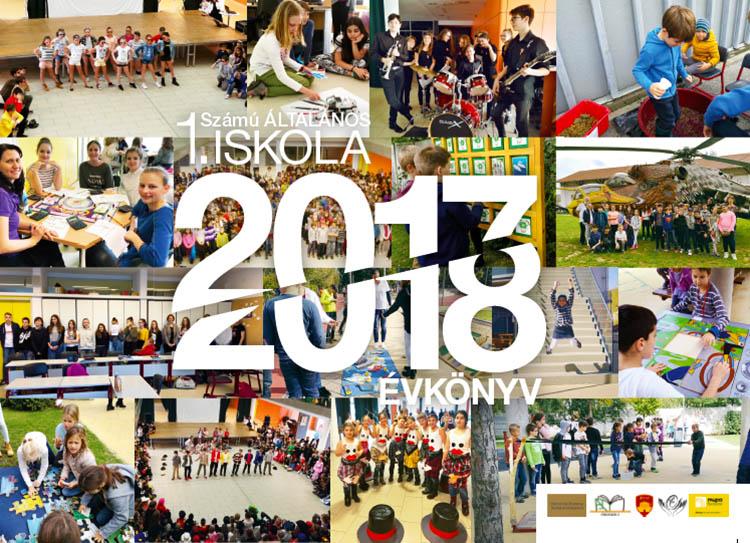Budaörsi 1. Számú Általános Iskola - Évkönyv 2017-18
